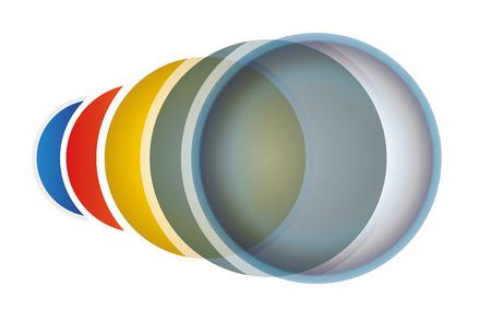 Vision - Abstract - Vision Illustration