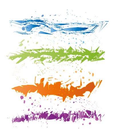 cor: colorful abstract design
