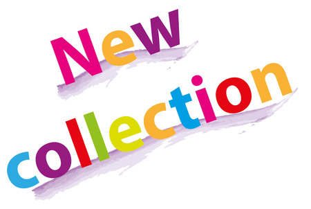 Text - New collection