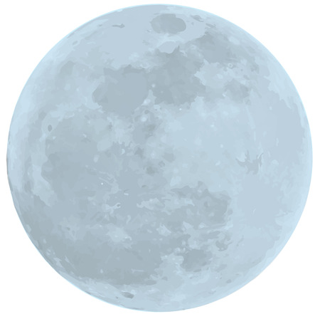 Moon - Space - Lunar background Universe