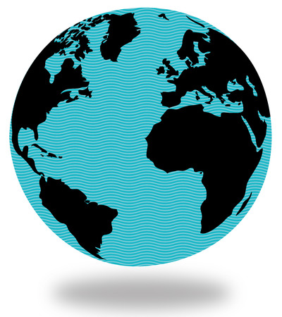 Map - World Map - Globe - Earth - Planet