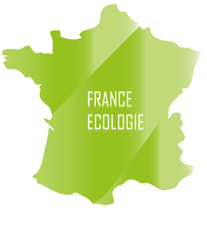 Ecology - environements - France - Brand - Map - Country