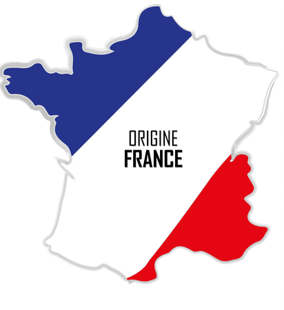 Brand - Map - Country - France Origin