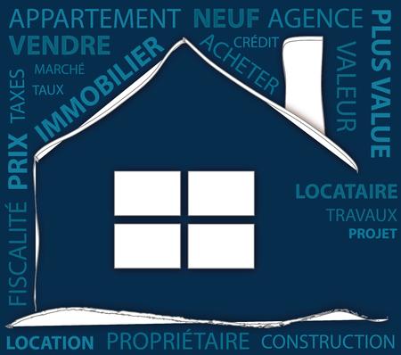 Home - logo - design - estate business