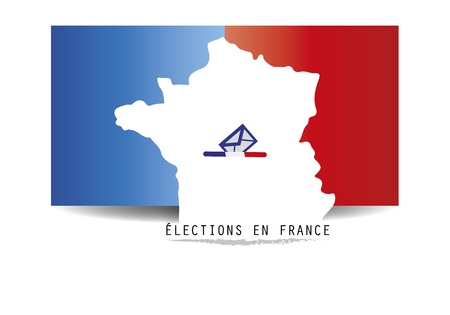 presidential: Elections in French Illustration