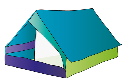 Tent - Camper - Adventure