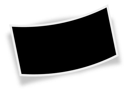 Photo isolated on white background