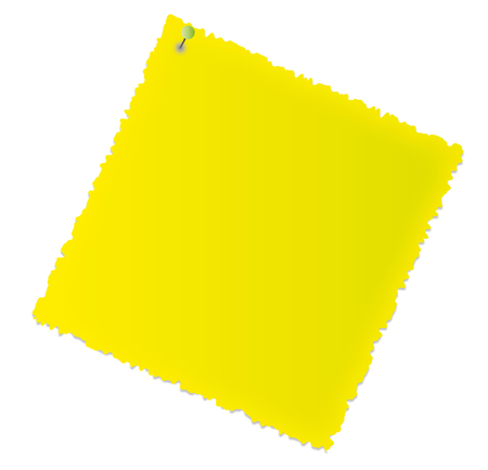 bene: Memo color - Post-it - Pense-bete Illustration
