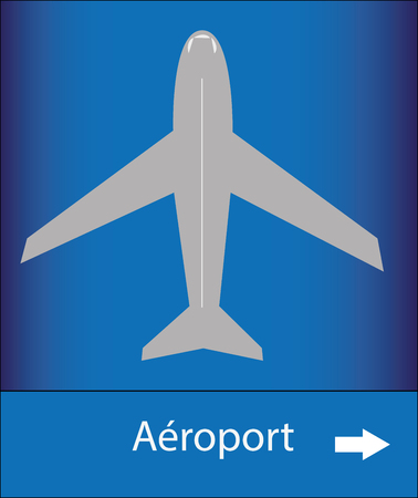 Icon Panel Aeropport