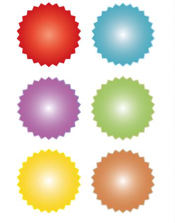 Badge Sale Design or Icon Illustration. Reklamní fotografie - 79163116