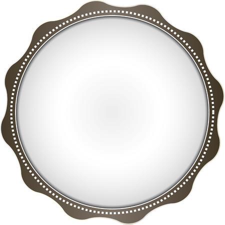 Badge Sale Design or Icon Illustration