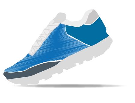 Vector - Running - Training - Sport