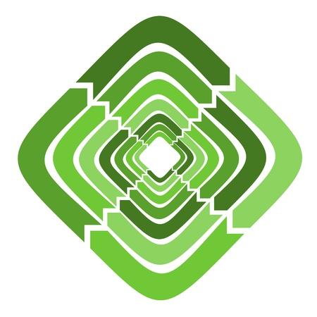 logo reciclaje: reciclar logo Vectores