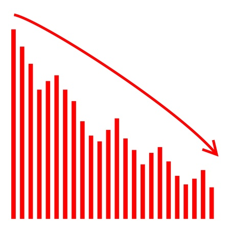 staaf diagram: vector grafiek