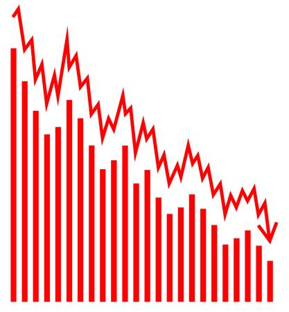 vector bar graph