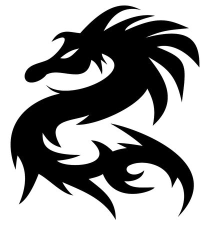 dragon tattoo: un tatouage de dragon