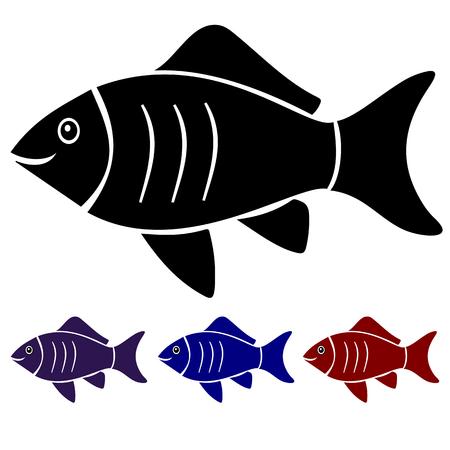 carpus: a salmon shade for fish shop