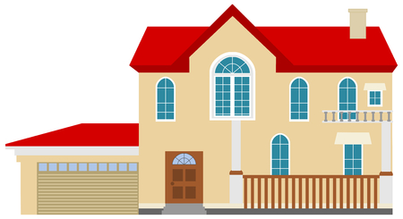 residency: a nice big house realistic