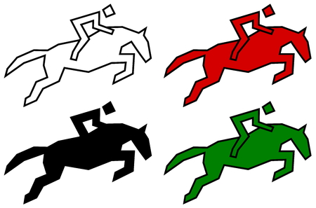 racecourse: icons for racecourse