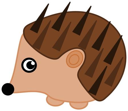 goad: a little hedgehog