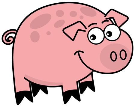 porker: a little pig profile