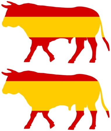 bred: un toro criado en Espa�a