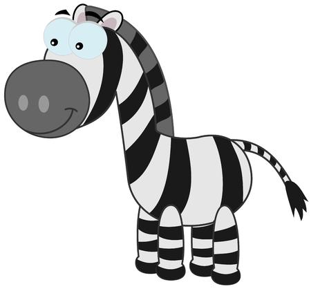 smirch: a happy zebra