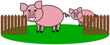porker: an organic pig farming