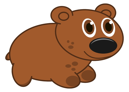 smirch: brown dog profile