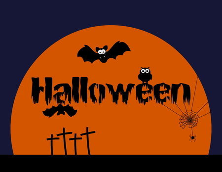 spidery: halloween with animals