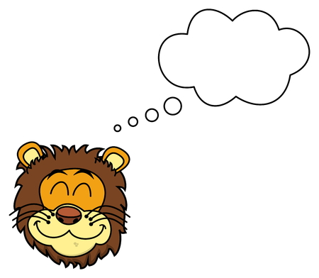tawny: dreaming lion