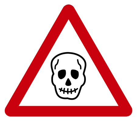 warning sign death
