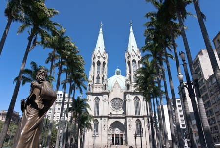Sao Paulo downtown, Se Cathedral
