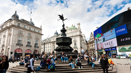 west end: Piccadilly Circus is a road junction and public space of Londons West End in the City of Westminster, built in 1819 to connect Regent Street with Piccadilly.
