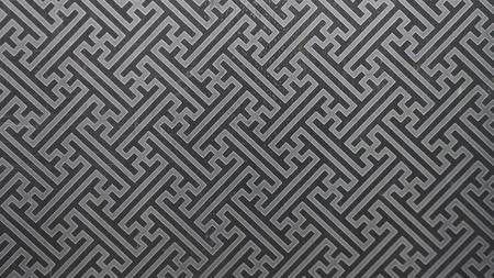 gray pattern: gray metal pattern Stock Photo