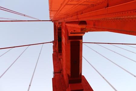 transamerica: The red red bridge