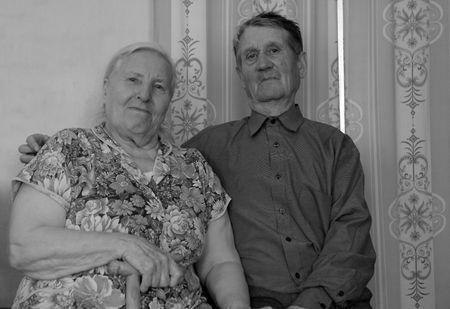 Grandmother Grandfather Grandfather And Grandmother