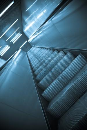 subway station elevator Stock Photo - 7485405