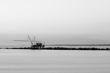 fishermans net: Long Exposure Fishermans Net