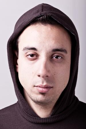 abuser: Drug Abuser Portrait