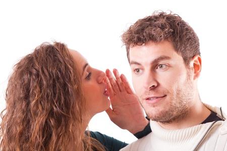 Telling a Secret photo