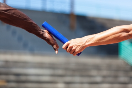 caucasian race: Passing the Relay Baton