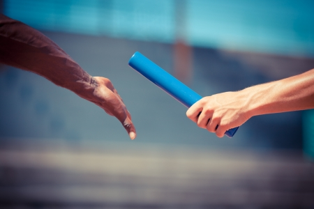 pass: Passing the Relay Baton
