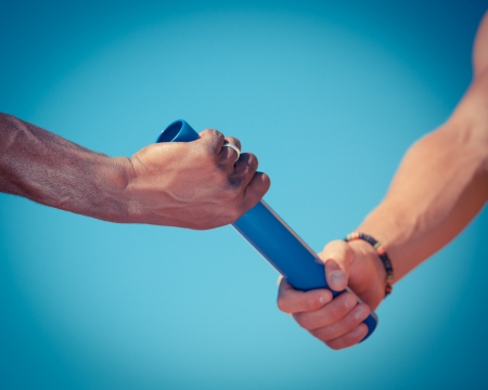 passing: Passing the Relay Baton