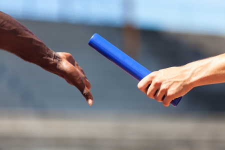 sprint: Passing the Relay Baton
