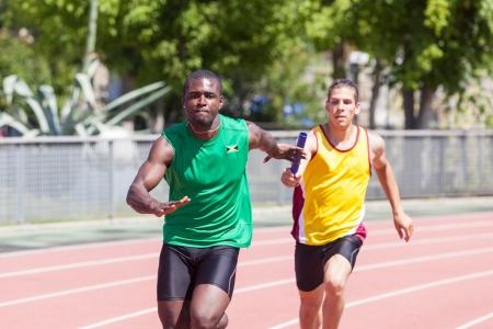 relay: Pasando el Relay Baton