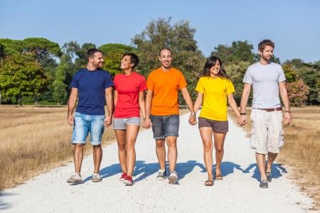 Grupo de Amigos Fuera de Ruta