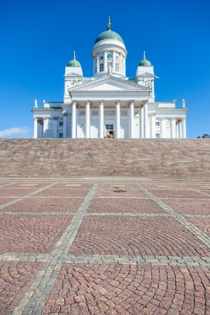 lutheran: Lutheran Cathedral in Helsinki