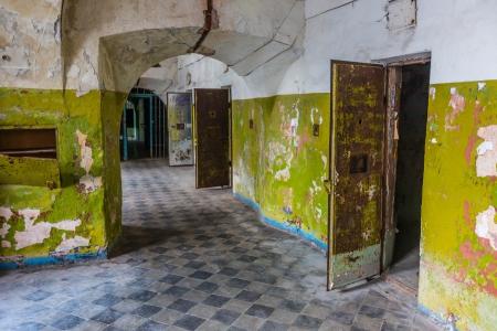 ancient prison: Abandoned Jail in Tallinn