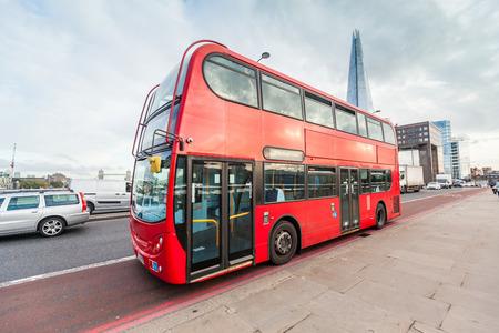doubledecker: Double-Decker on London Bridge